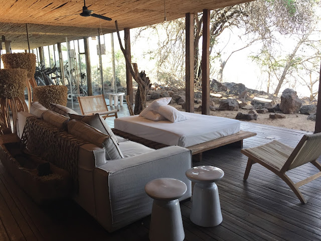 Singita Sweni South Africa hotel resort Kruger National Park spa