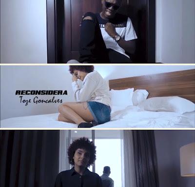 Tozé Gonsalves - Reconsidera (Zouk) Download Mp3