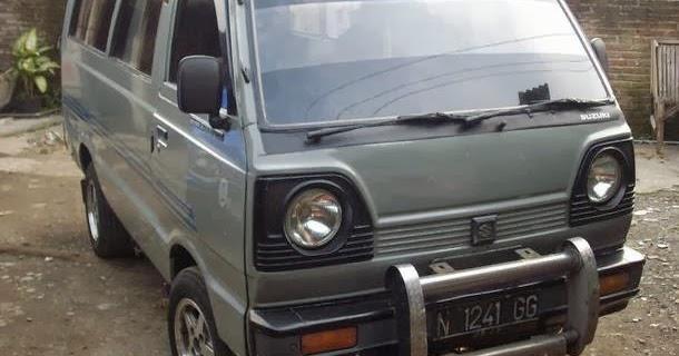 Suzuki Carry Tahun 1984 Minibus  Gambar Mobil Klasik dan