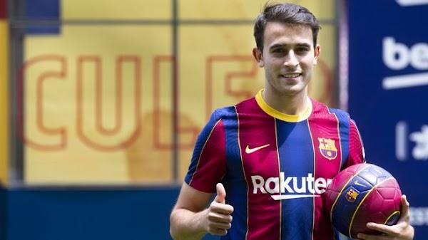 Oficial: El FC Barcelona ficha a Eric García