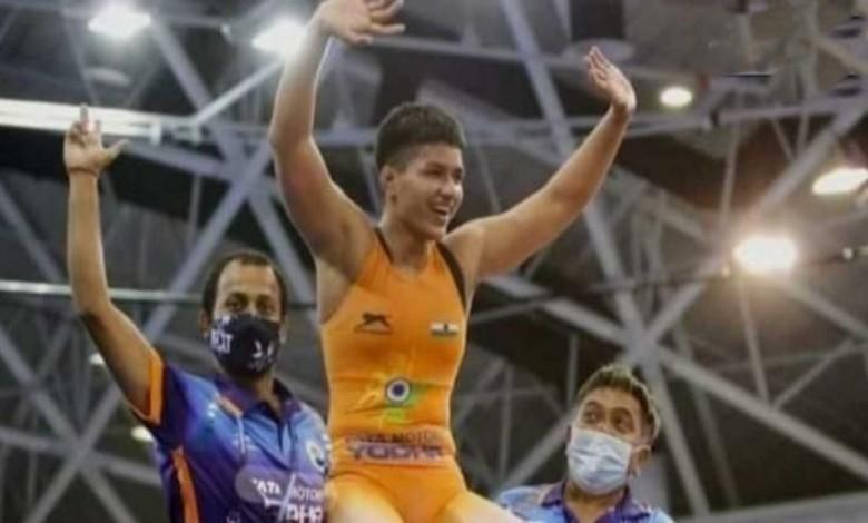 After Mirabai Chanu, Priya Malik win gold medal for India in wrestling