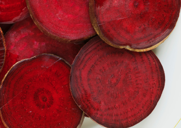 Beetroot Slices for red lips
