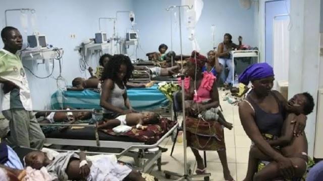 Sector de saúde em risco de colapsar em Angola