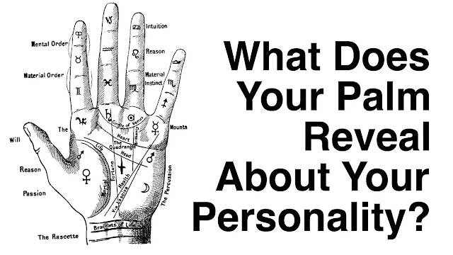 The Palm Of Your Hand Reveals Your True Personality
