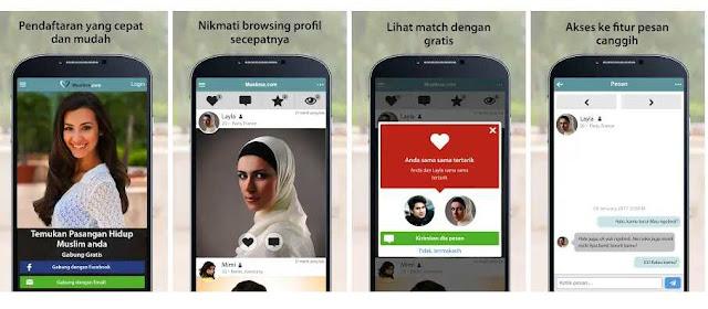aplikasi Muslima – Pernikahan Muslim