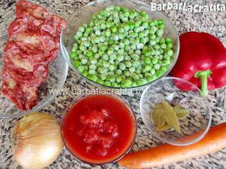 Mazare cu afumatura - ingredientele necesare pentru a prepara reteta