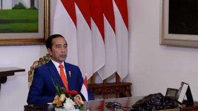 Lawan Covid-19, Presiden Jokowi Ajak Negara Gerakan Non-Blok Tingkatkan Solidaritas Politik