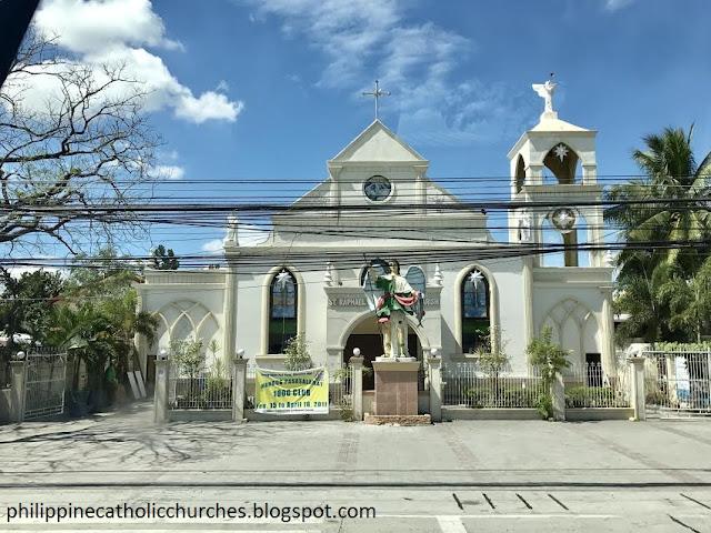 SAINT RAPHAEL THE ARCHANGEL PARISH CHURCH, Tarlac City, Tarlac, Philippines