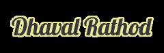 DHAVAL RATHOD