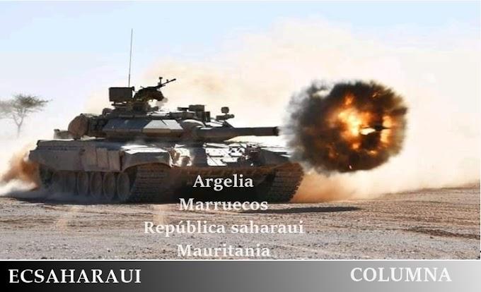 Defensa y Fuerzas Armadas en el Magreb.