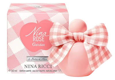 Fragrant Friday - Nica Ricci Nina Rose Garden