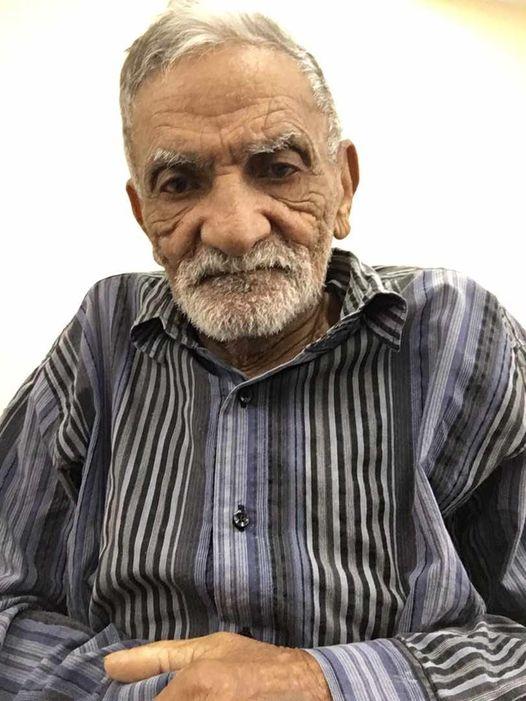 LUTO: Artesão Chico Absolon morre aos 94 anos em Elesbão Veloso