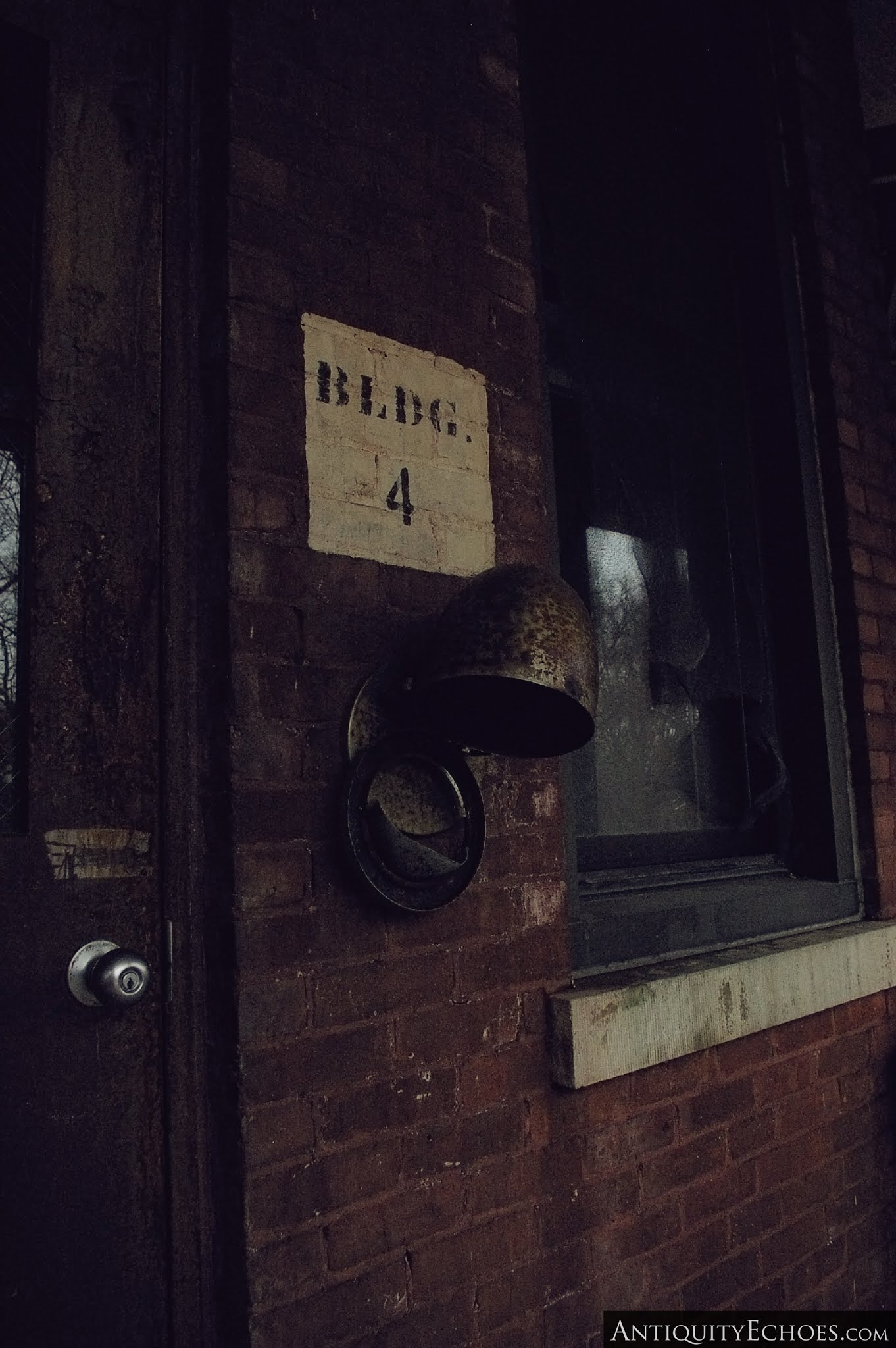Overbrook Asylum - Building Four