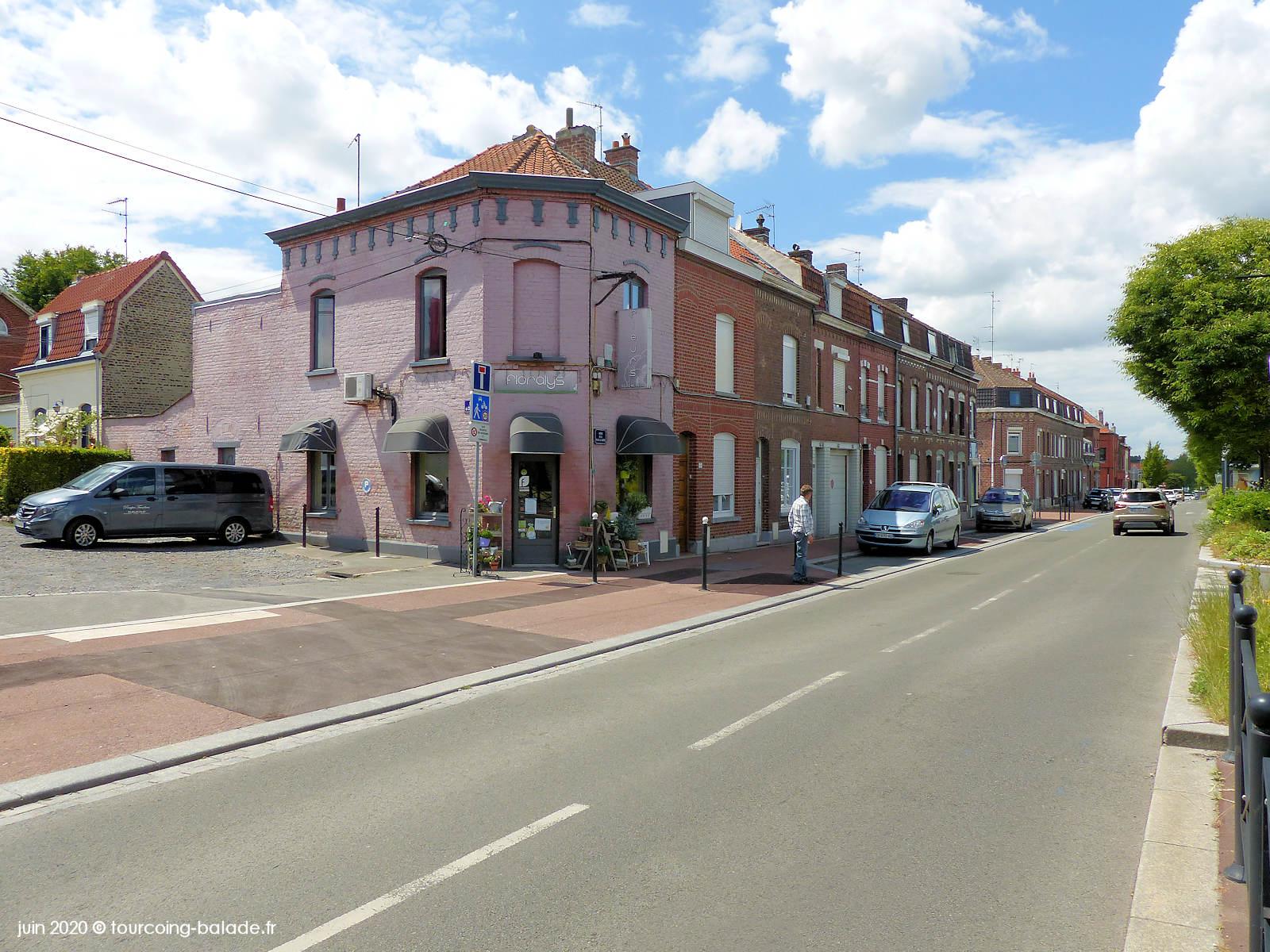 Avenue de la Fin de la Guerre, Floralys, Tourcoing