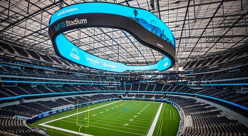 Estadio Olímpico Los Ángeles 2028