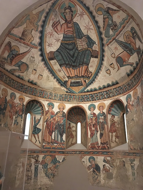 Catalonian Chapel, Museum of Fine Arts, Boston