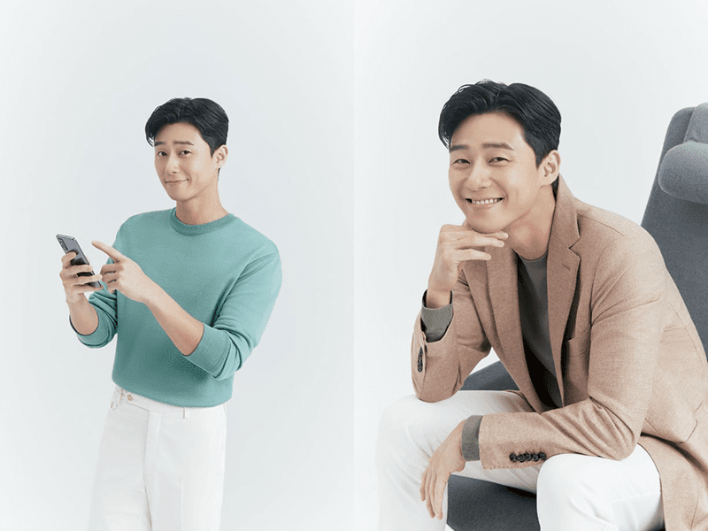 Park Seo-joon endorses Smart's new GIGA K-Video 99 with FREE Viu Premium access!