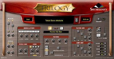 Resultado de la imagen para Trilogy Bass