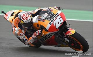 Pedrosa Tercepat FP1 MotoGP Argentina 2018, Rossi P7