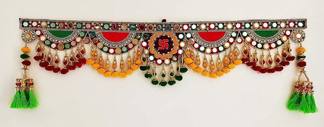Traditional-Multi-Zula-Pearl-Beads-Handmade-Door-Hanging