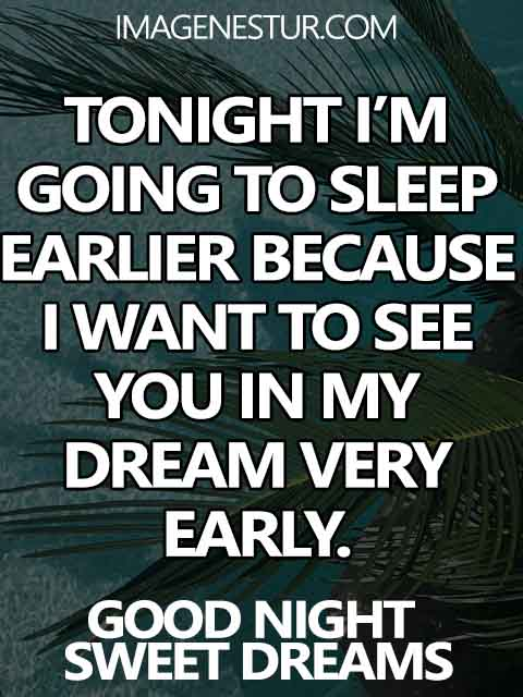 sweet dreams quote image
