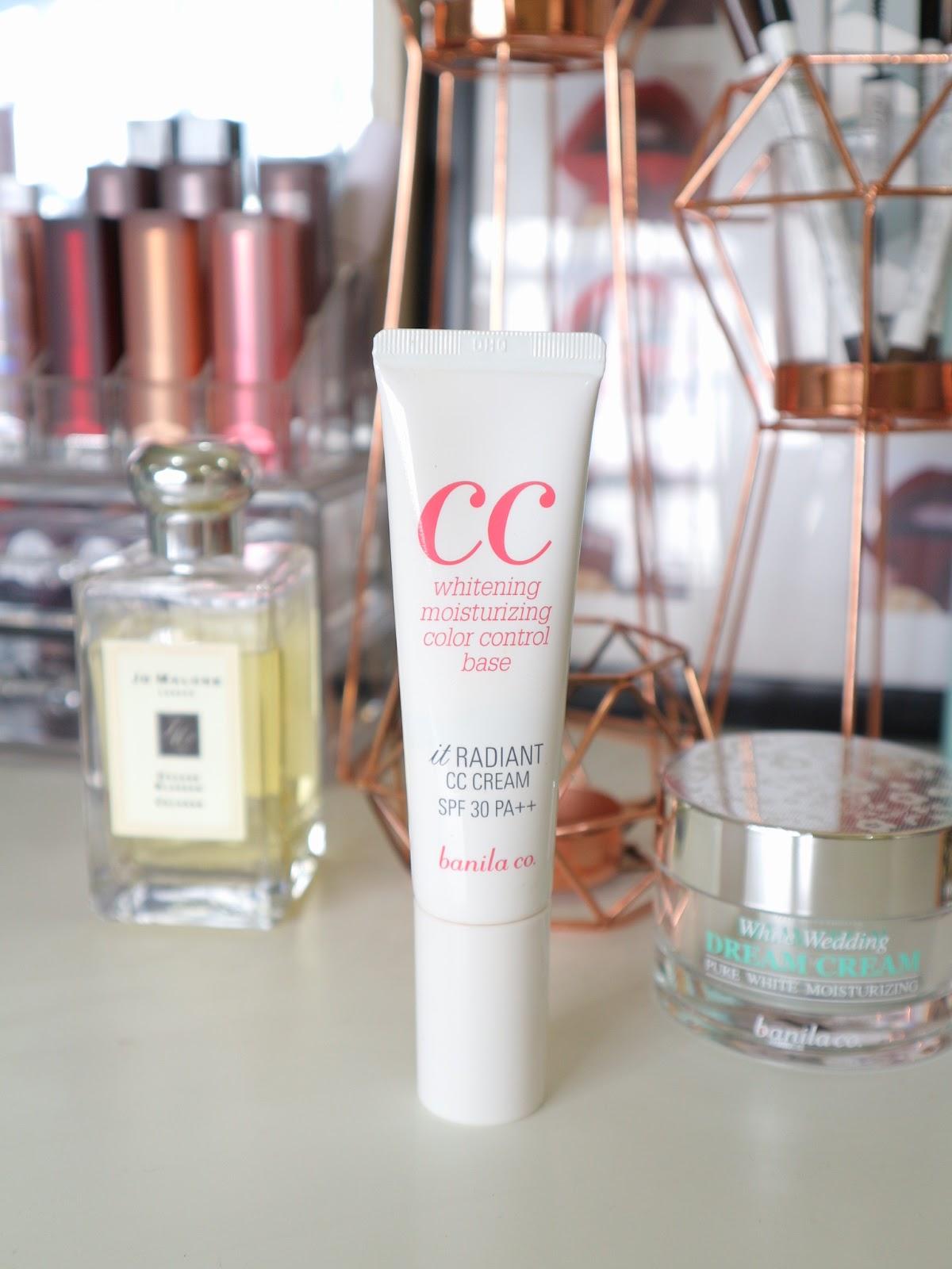 Banila Co CC Cream Review