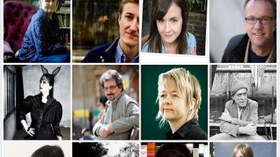 Escritores recomendados en el 2014