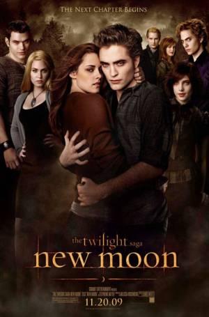 فيلم Twilight New Moon 2009 الجزء الثاني مترجم