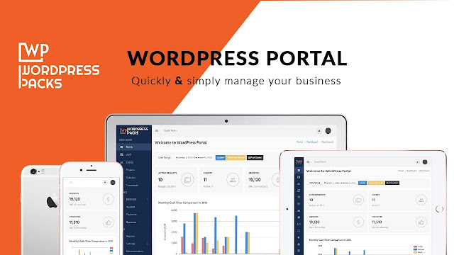 WordPress Portal for Business Discount