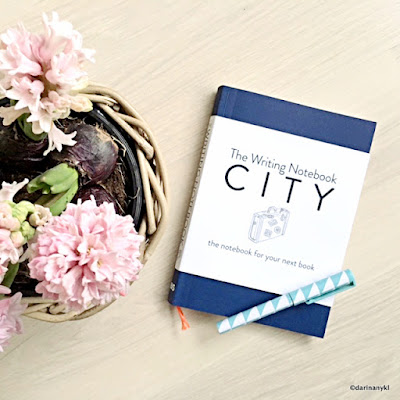 Review: The Writing Notebook City