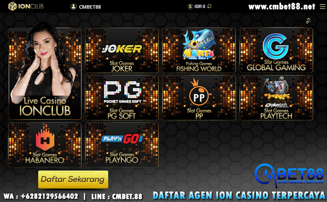 Agen Ion Casino Terpercaya Di Indonesia