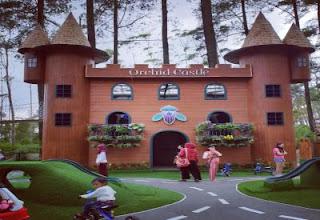 Orchid Castle  Cikole lembang