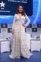 Madhuri Dixit Nene in designer Anarkali Dress at FICCI Awards 2017 009.JPG