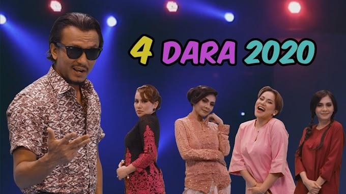 Lagu 4 Dara 2020 Nyanyian Elly Mazlein, Faizal Tahir dan Zizi Kirana