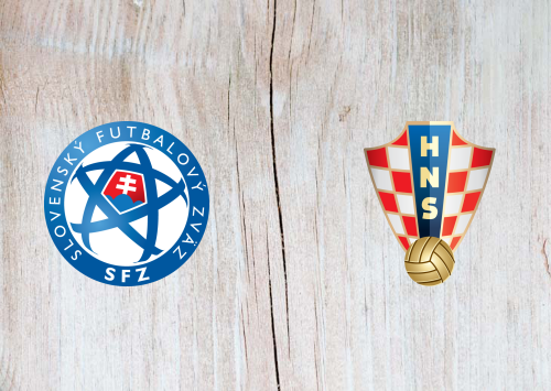 Slovakia vs Croatia -Highlights 6 September 2019