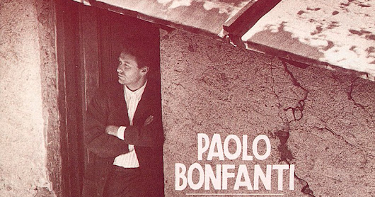 Paolo Bonfanti - On My Backdoor, Someday (1992)