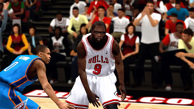 NBA 2K13 Luol Deng Player Update