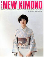 My favorite kimono magazine Nanao's English version