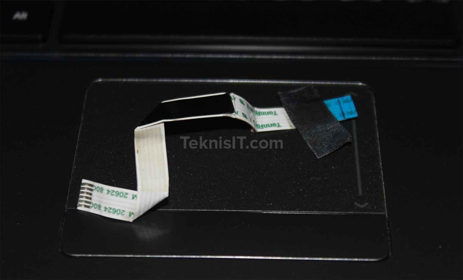 Kabel fleksibel touchpad laptop