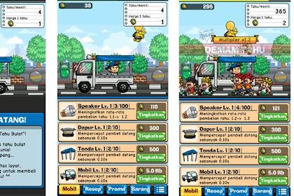 Game mod ringan : Tahu Bulat MOD APK Terbaru v11.3.0 Unlimited Money