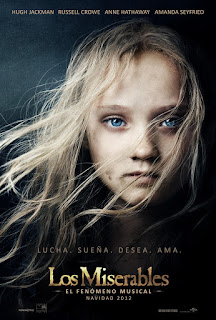 Los Miserables - Cartel
