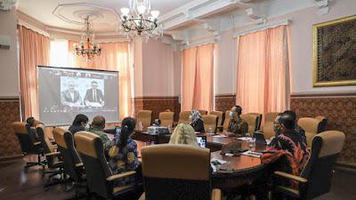 KBRI Moskow Gandeng Universitas di Rusia dan Indonesia untuk Kerja Sama Pendidikan