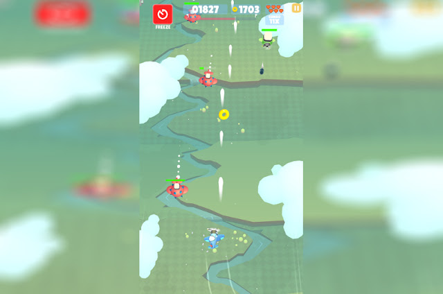 Boom Pilot Android Game