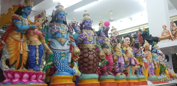 Dashavatara Dolls Clay Dolls