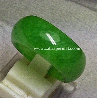 Batu Permata Giok Jadeite Jade - ZP 239
