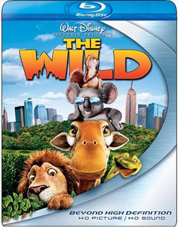 The Wild 2006 Dual Audio Hindi Bluray Movie Download