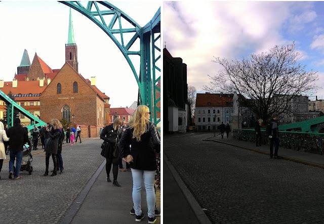 Wrocław Most Tumski