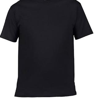 Custom T-shirt Tanktop Pria dan Wanita