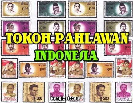 Tokoh Pahlawan Nasional - 22 Tokoh Pahlawan Nasional Perjuangan Indonesia - kangizal.com