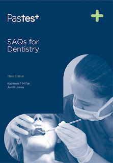 SAQs for Dentistry 3rd edition